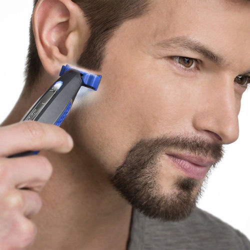All in One Solo Personal  Rechargeable Trimmer, Shaver and Edger