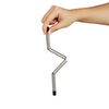 Collapsible Reusable Stainless Steel Straws