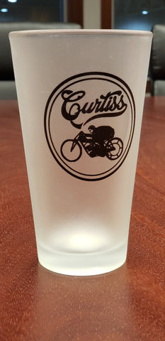 Motorcycle Circle Pint