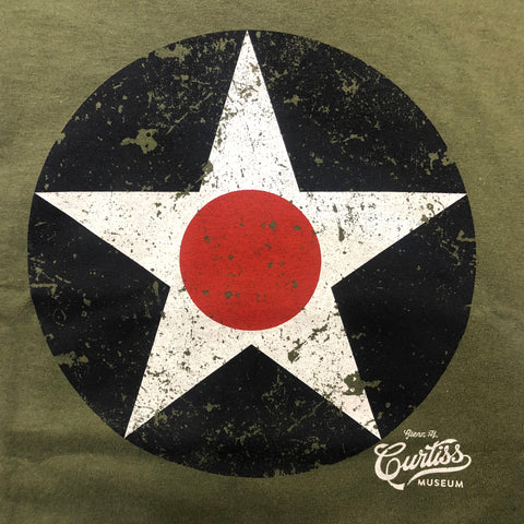 Unites States Army Air Force Vintage Logo T-Shirt