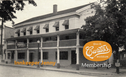 Photo of hotel to represent the Innkeeper Jenny membership package