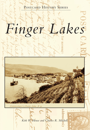 Finger Lakes - Postcard History Series