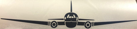 "10 "" Curtiss C-46 Commando Car Decal/Sticker"
