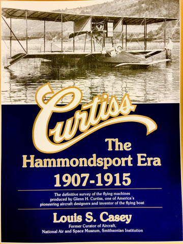 Curtiss the Hammondsport Era 1907-1915