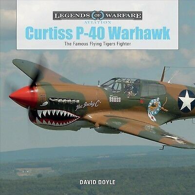 Curtiss P-40 Warhawk - Famous Flying Tigers Fighter