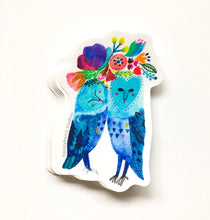 Barn Owl Love, Vinyl Sticker