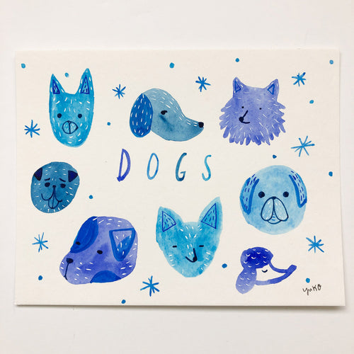 Blue Dogs - 5.5