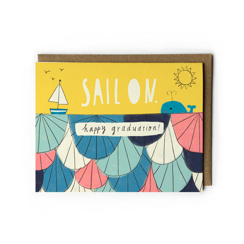 Sail On, Graduation Card
