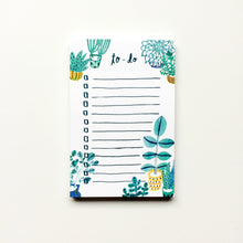 Succulent To-Do List