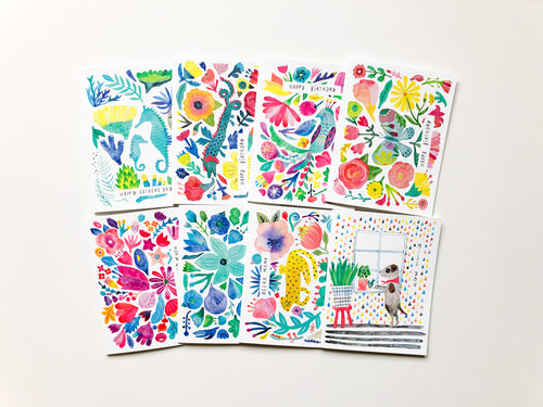 Spring & Summer Collection Sampler Pack