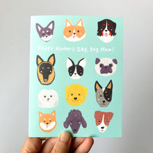 Dog Mom Mother's Day Card