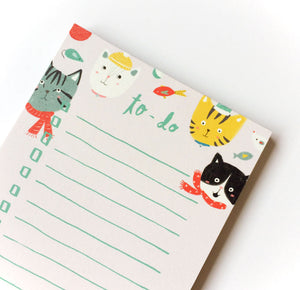 Winter Kitties To-Do List