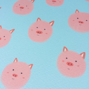 Little Piggies, Giclee Art Print