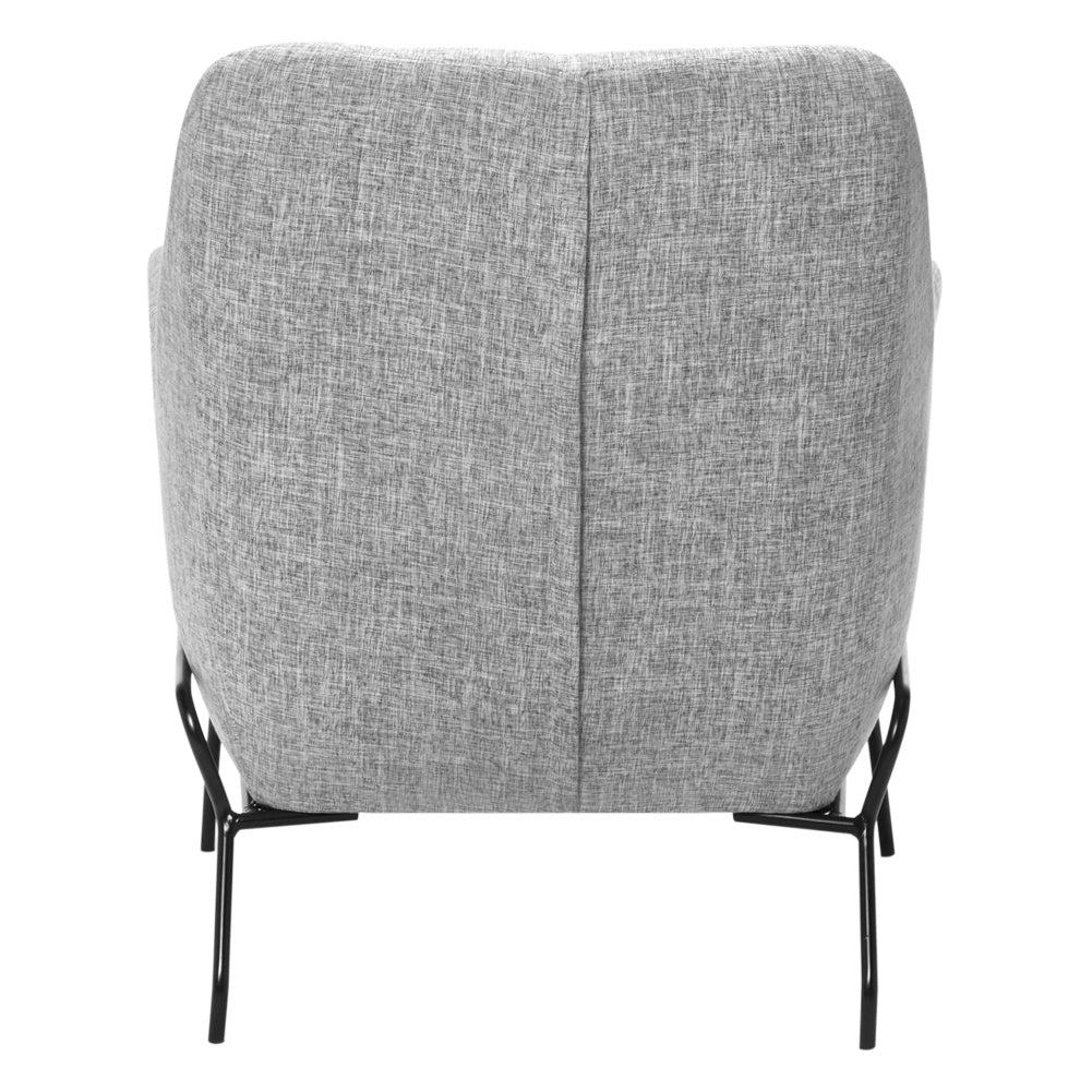 Super Soft Linen Armchair