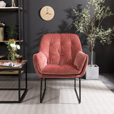 Double Layer Leisure Chair Armchair