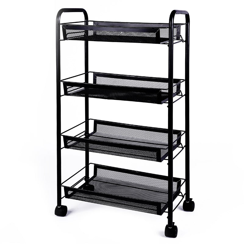 4 Tier Portable Storage Rack