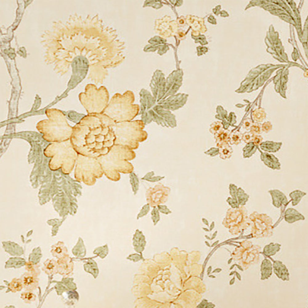 10M American Country Flowers Wallpaper