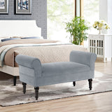 Bed End Seat Ottoman Lounge Bench
