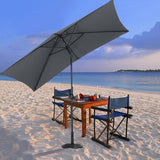 3M Sunshade Parasol Umbrella Easy Tilt