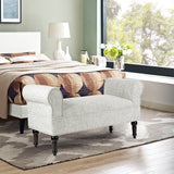 Bed End Seat Lounge Bench