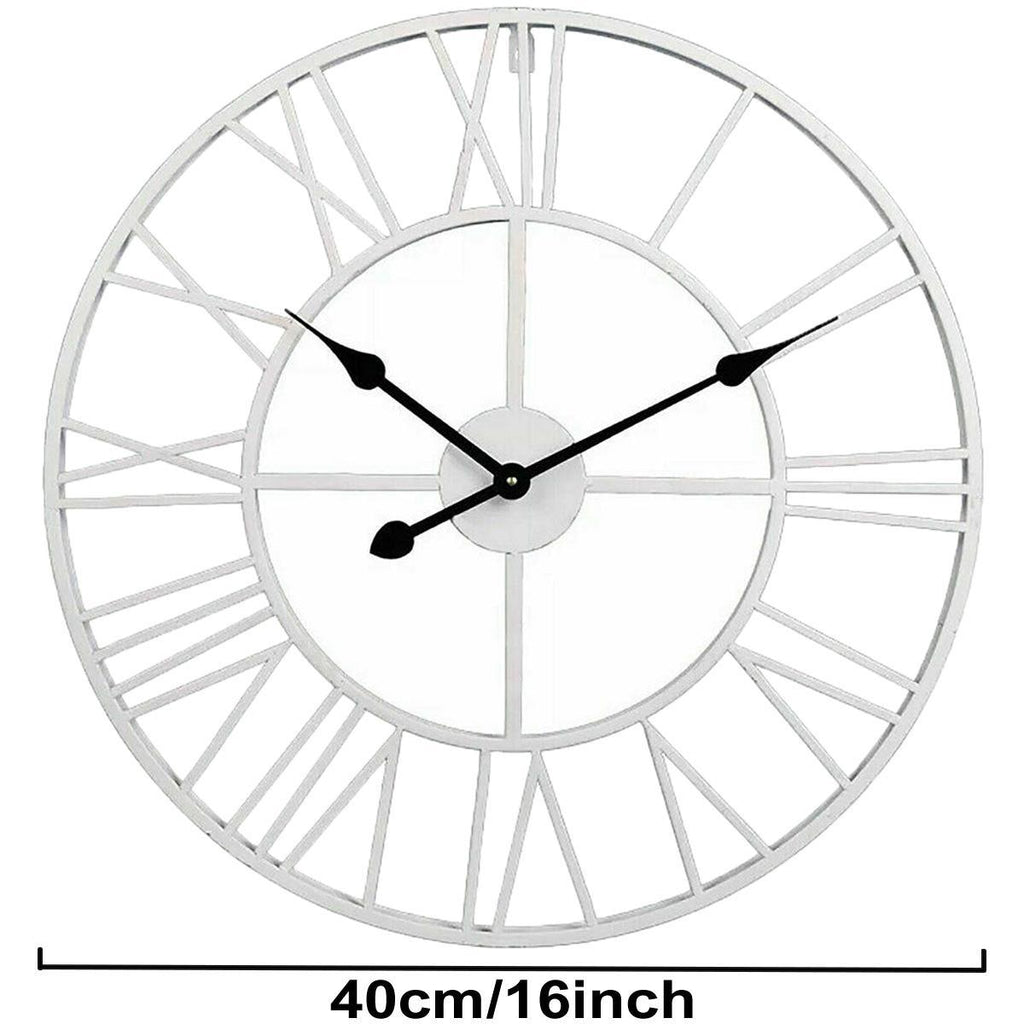 40CM Large Roman Numerals Wall Clock