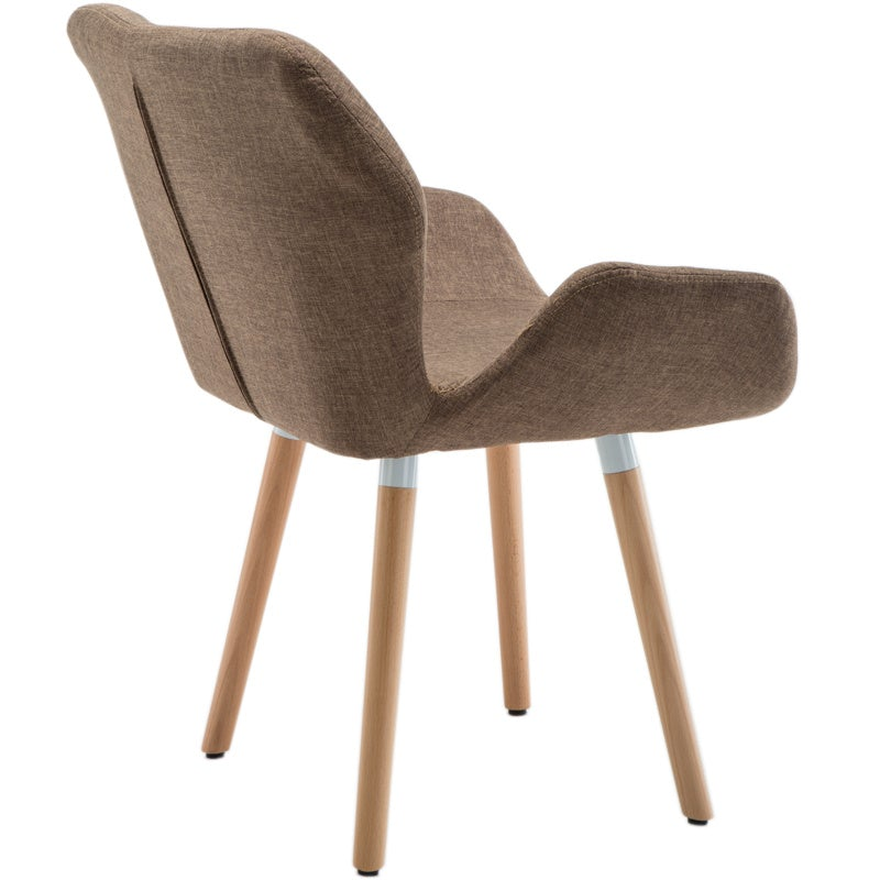 U Type Back Dining Chair