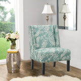 Linen Small Leisure Chair