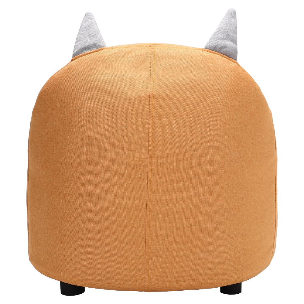 Kids Linen Armchair Small Sofa
