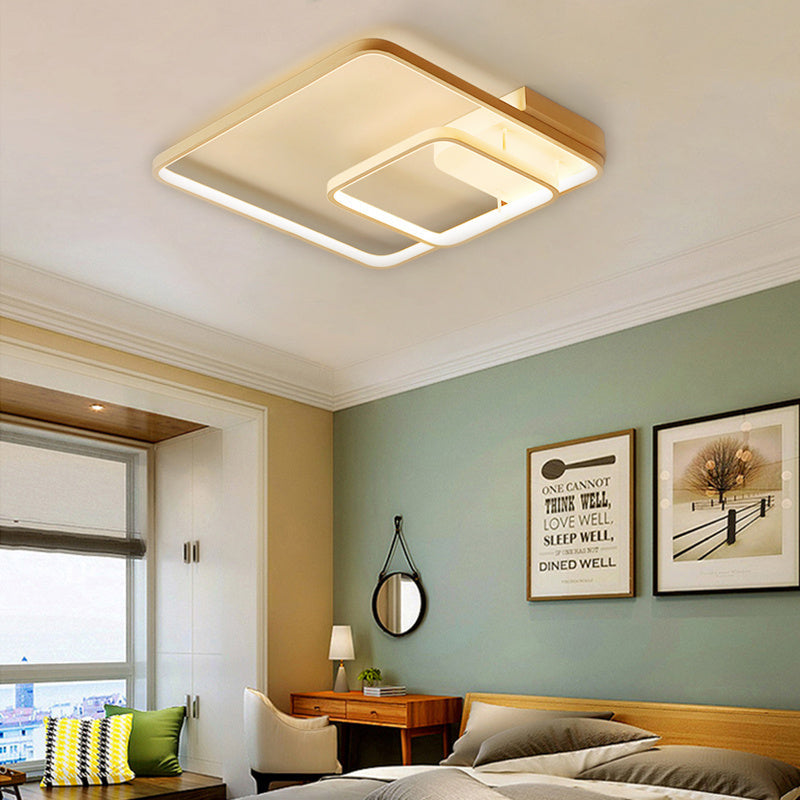 Square Embedded LED Ceiling Light