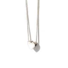 Load image into Gallery viewer, Your Little Heart of Silver Necklace