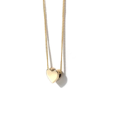Little Heart of Gold Necklace