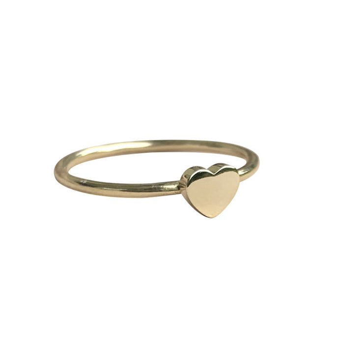 Little Love Ring | Solid Gold