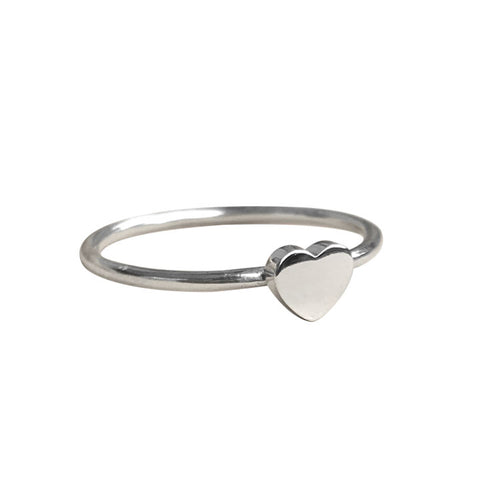 Little Love Ring | Sterling Silver