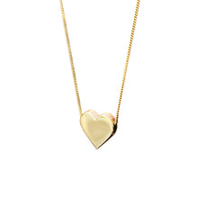 Load image into Gallery viewer, Golden Valentine Necklace