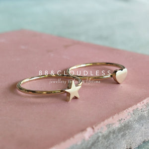 Little Star | Solid Gold