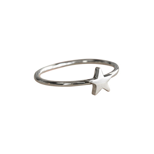 Little Star | Sterling Silver