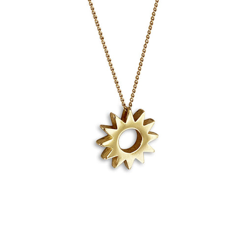 Sunshine | Solid 9ct Gold