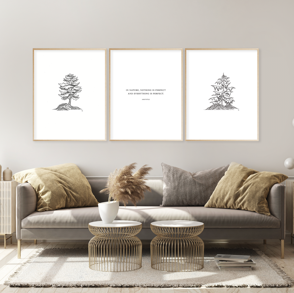 North Wood Series Print Collection