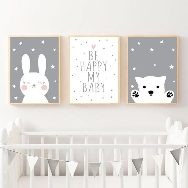 Little Friends Print Collection