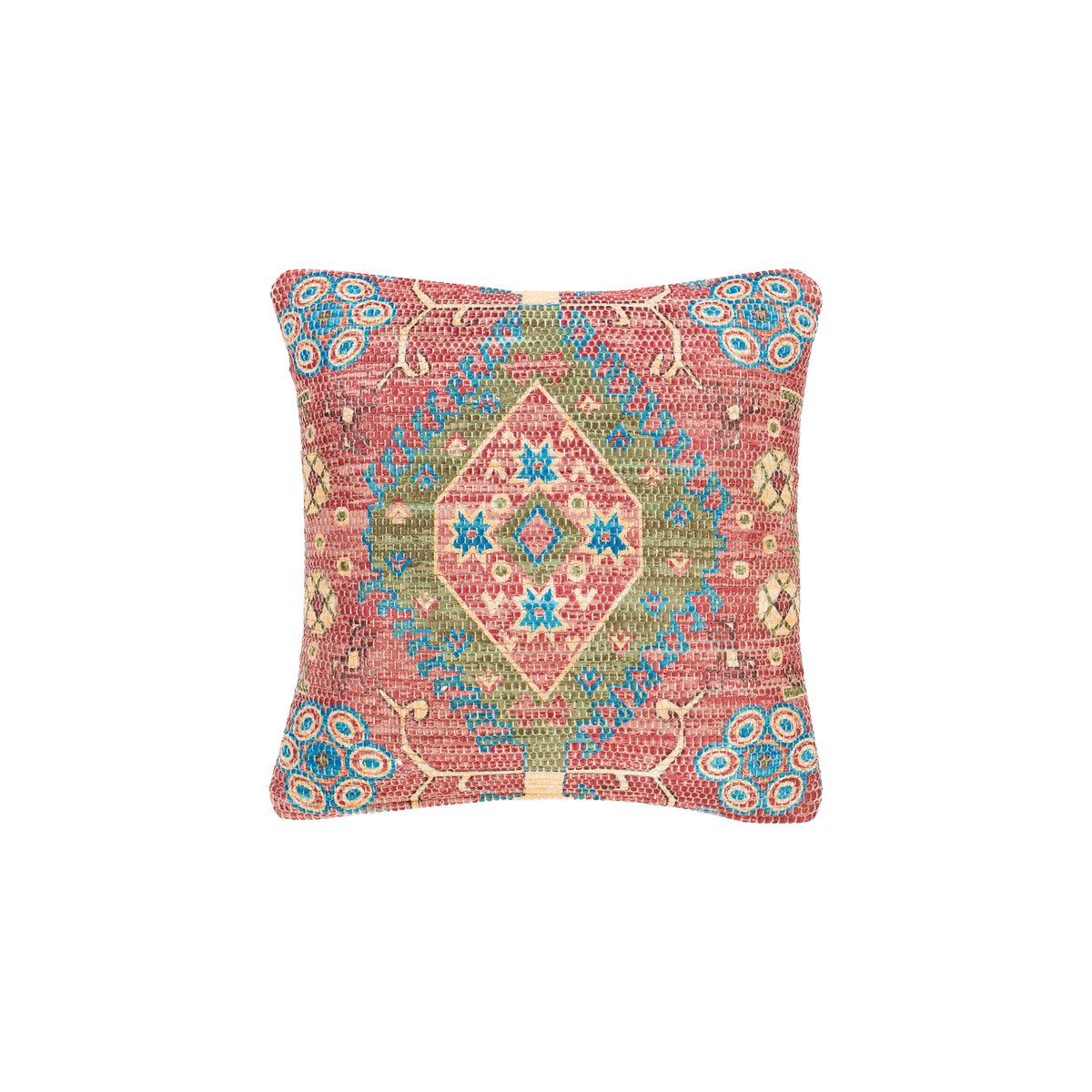 Red Lotus Pillow