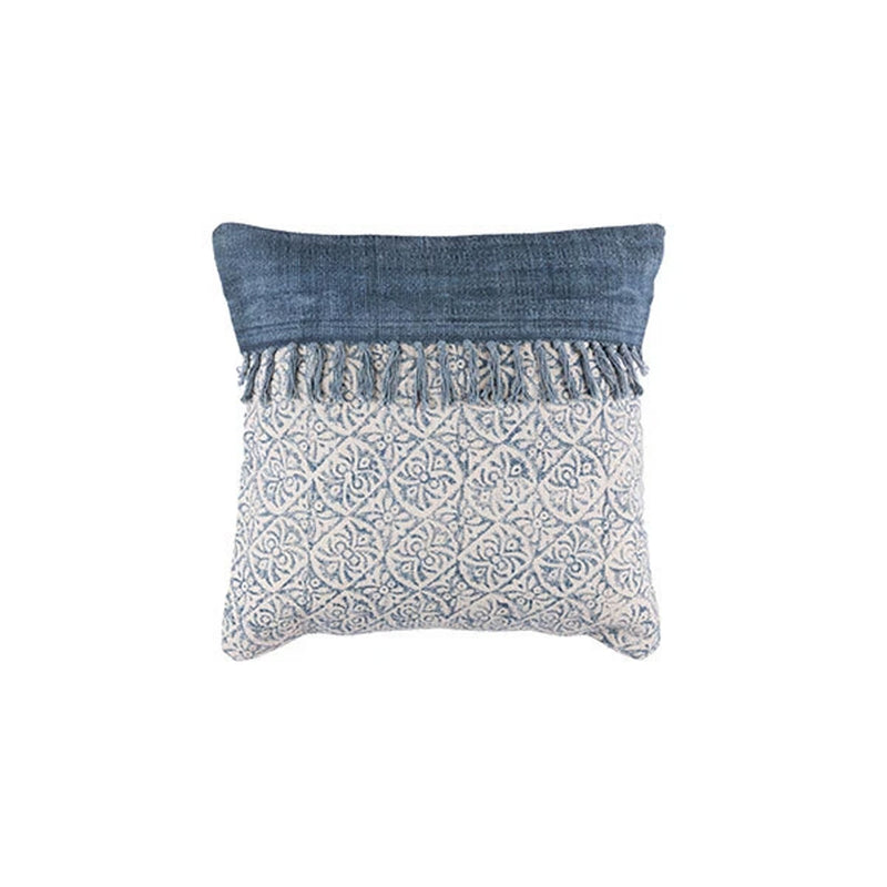 Bianca Indigo Pillow Collection