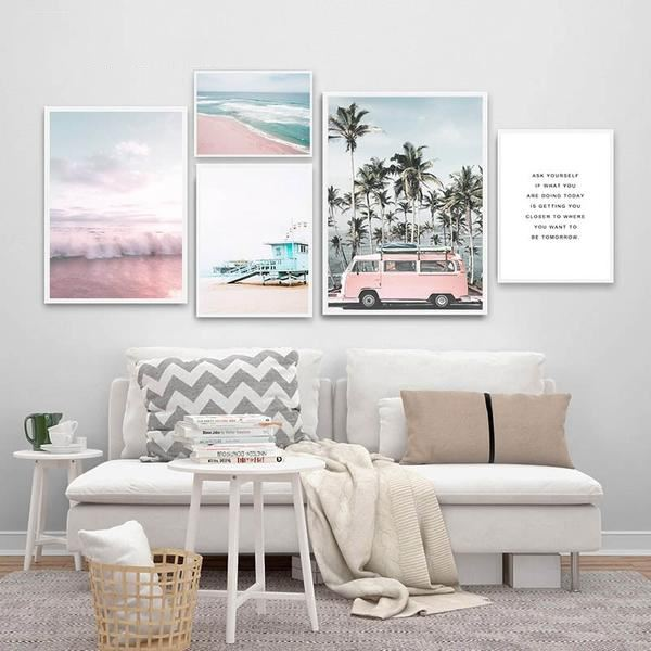Cotton Candy Cali Prints