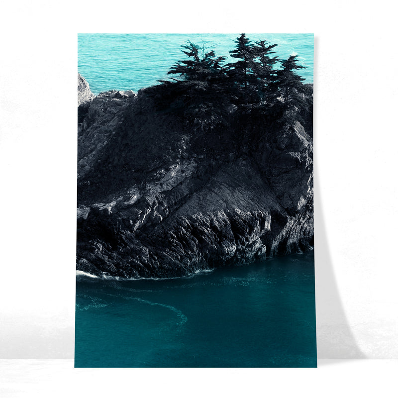 Panoramic Coast Prints
