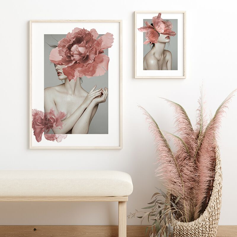 Blooming Woman Print Collection