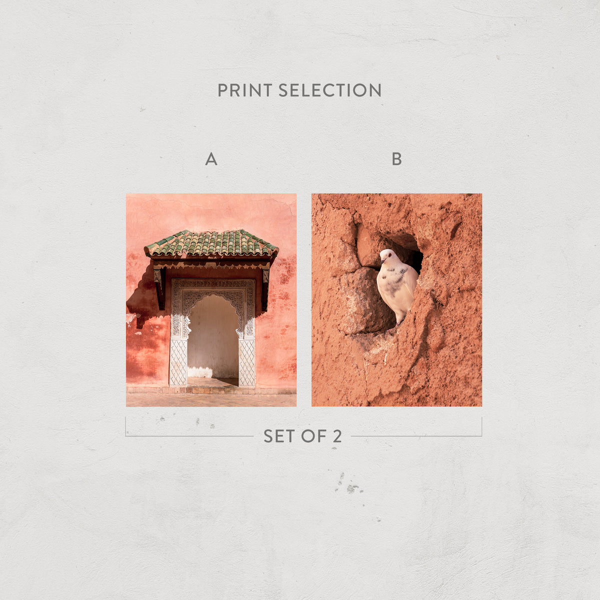 Marrakesh at Noon Print Collection