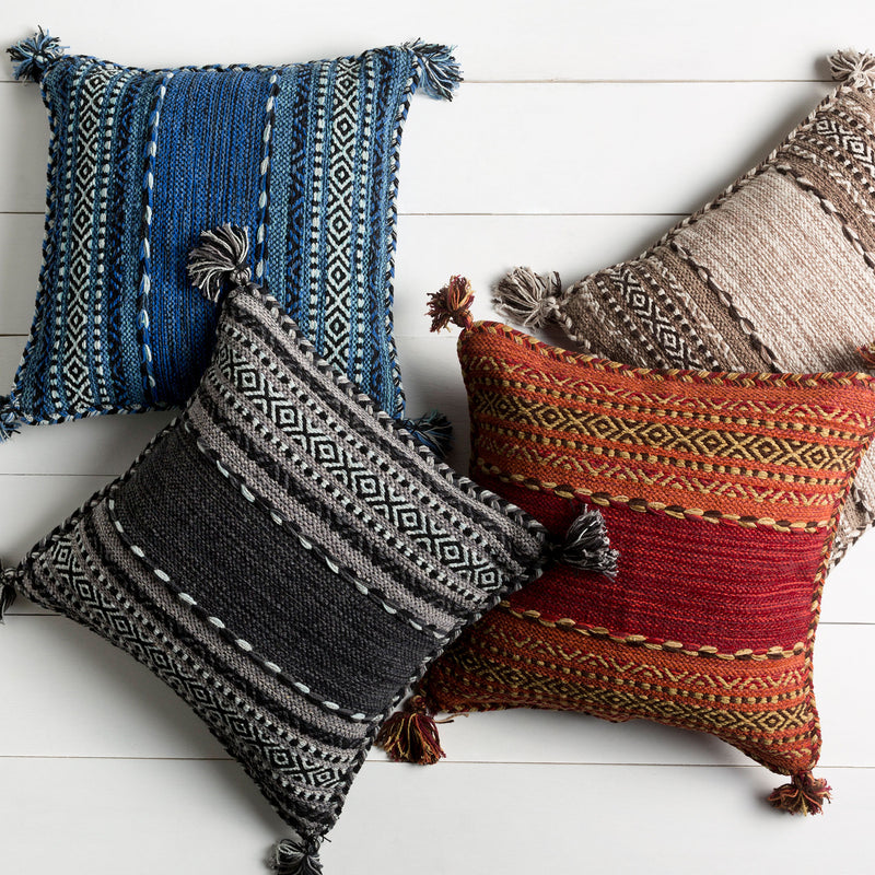 Trenza Pillow Collection