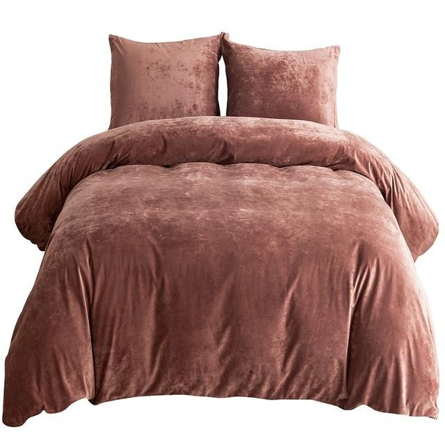 Dream Velvet Bedding Set