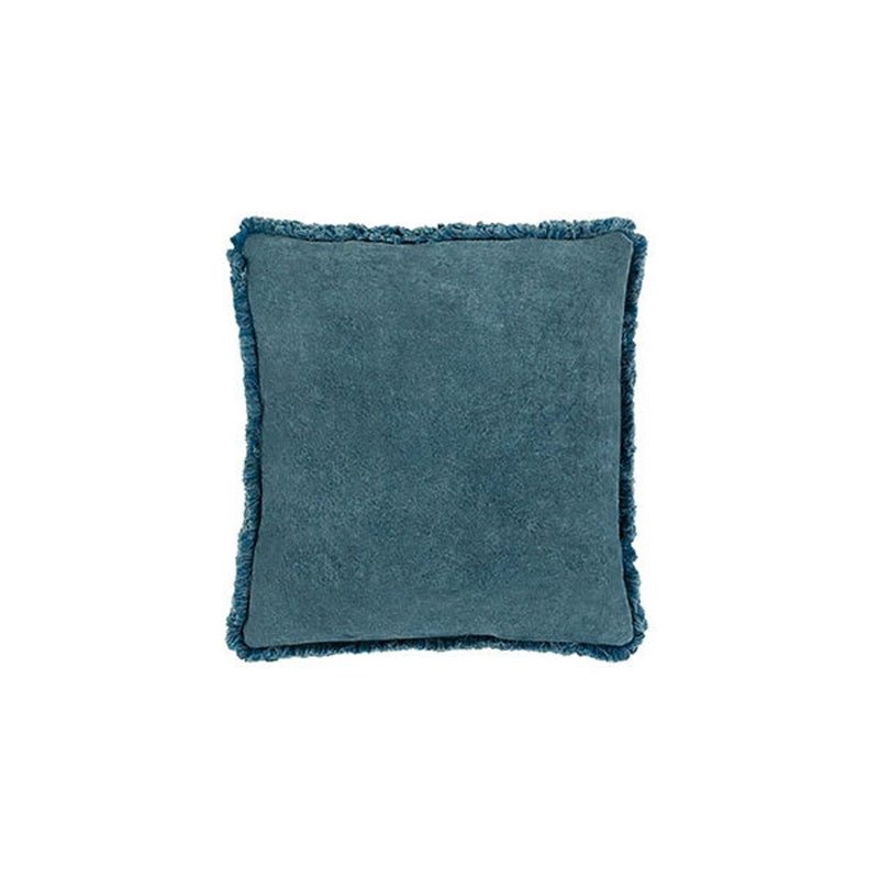 Washed Velvet Pillow Collection