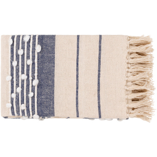 Detailed Hand Woven Throw