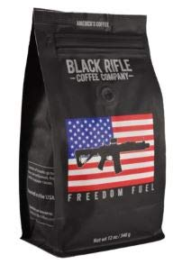 Black Rifle Coffee Company Ground Coffee 12oz Bag (Freedom Fuel)